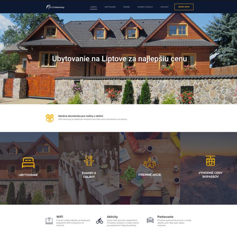 Villa Harmony Andice
