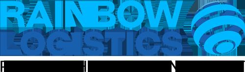 Logo rainbow logistics